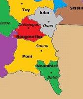 Sud Ouest Burkina Faso